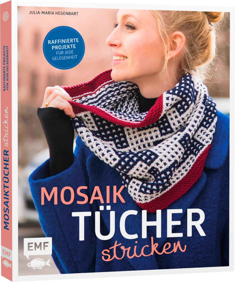 Mosaik-Tuch Falling
